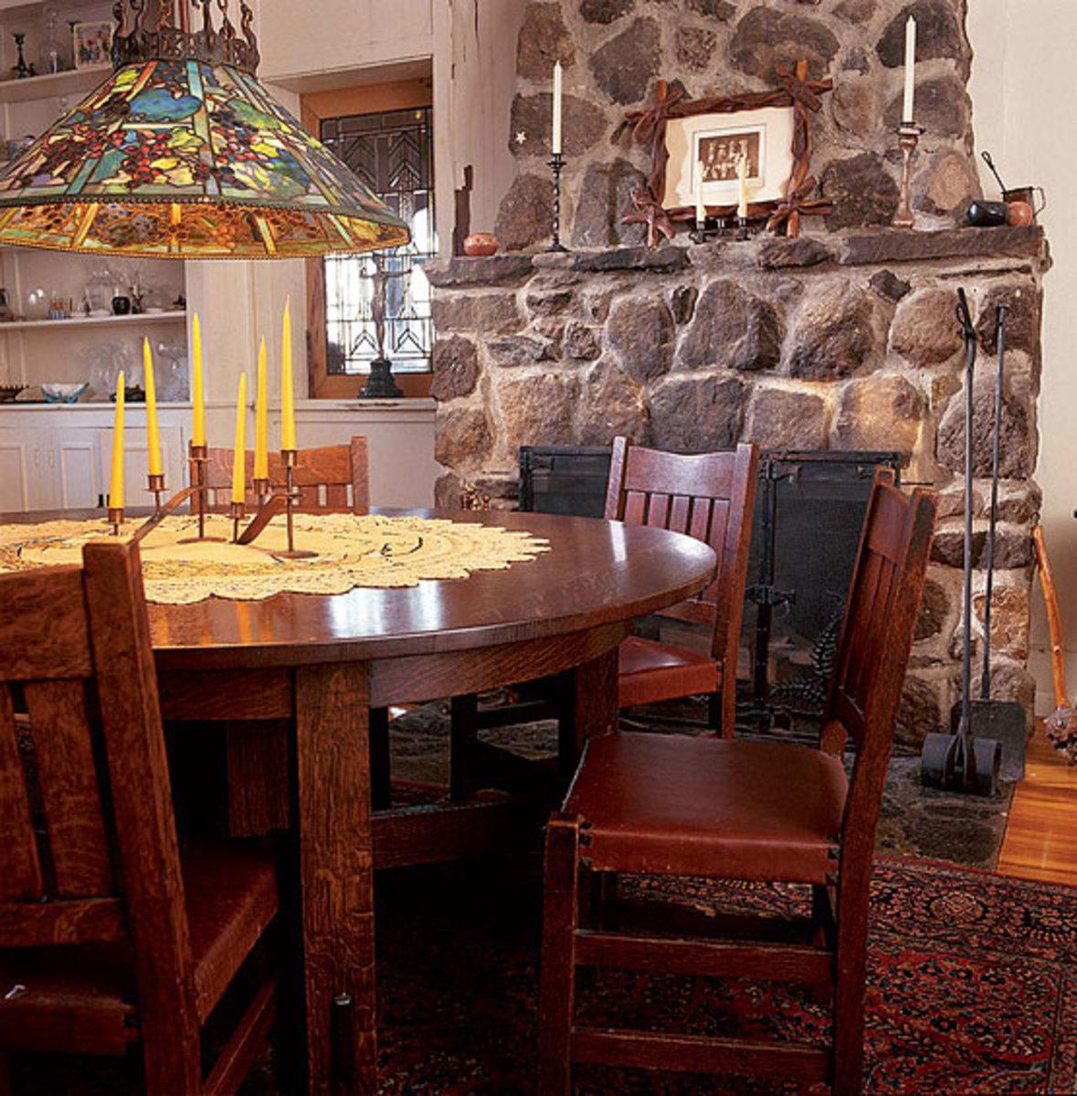 Stickley dining