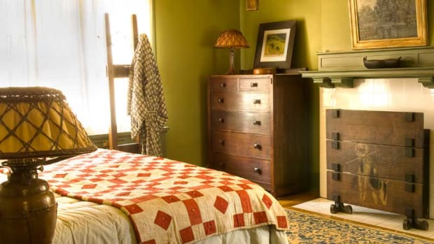The Arts & Crafts Bedroom - Design for the Arts & Crafts House ...