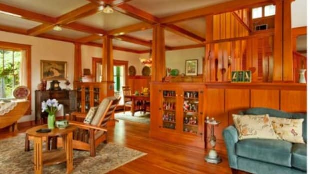 Swedish Craftsman Home In Washington State A New Arts Crafts