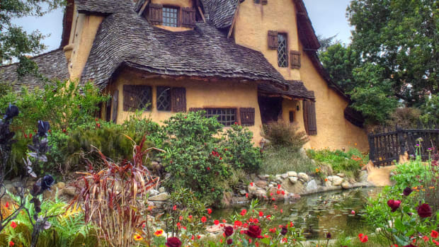 Spadena House Hollywood Storybook