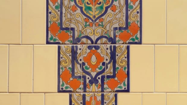 Accent Copper Tiles - Design for the Arts & Crafts House | Arts ...