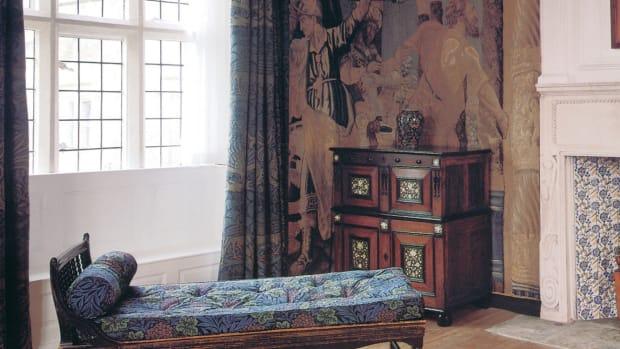 Furniture_Kelmscott_Manor_British_Arts_Crafts