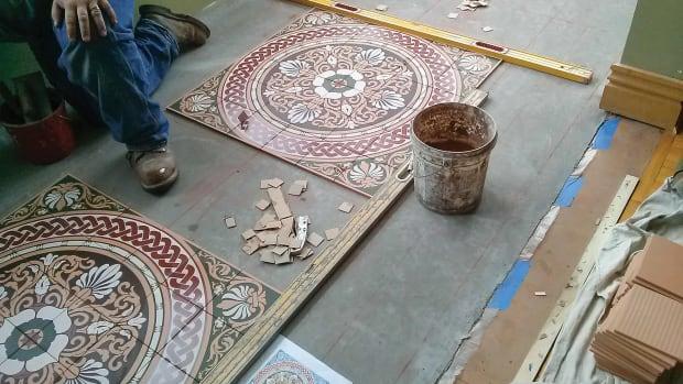 encaustic tiles from Original Style