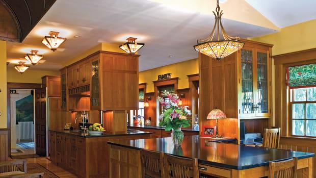 Art_glass_lights_revival_Kitchen