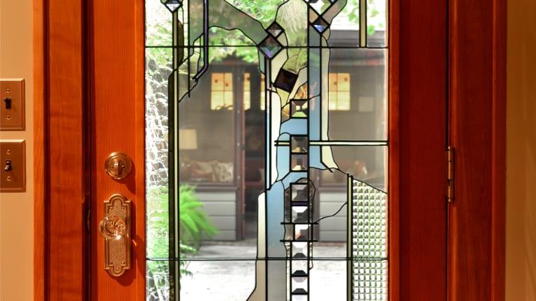 The Art of a Glass Door