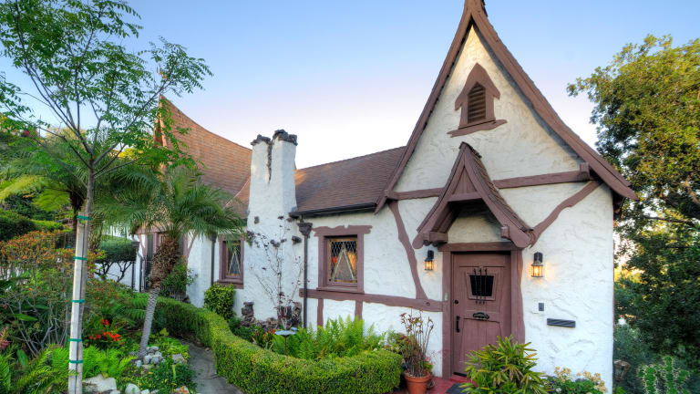 Visit a Storybook Style House