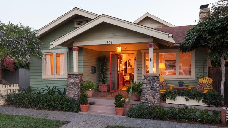 Simple Living in Santa Barbara