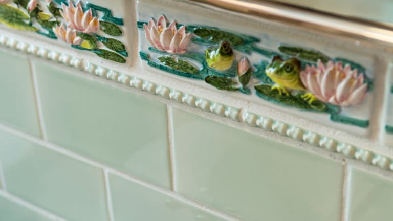 Bungalow Bathroom Tile Restoration
