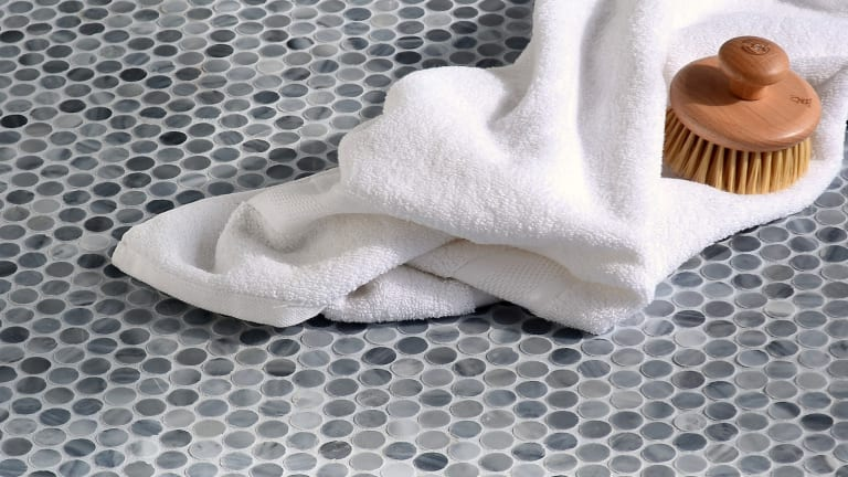 Historic Mosaic Patterns for Serviceable Floors
