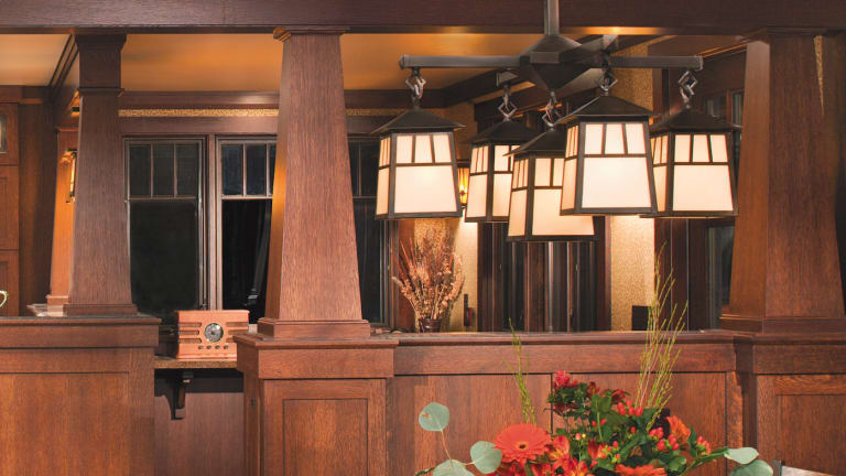 Lamps & Lighting, Inside and Out