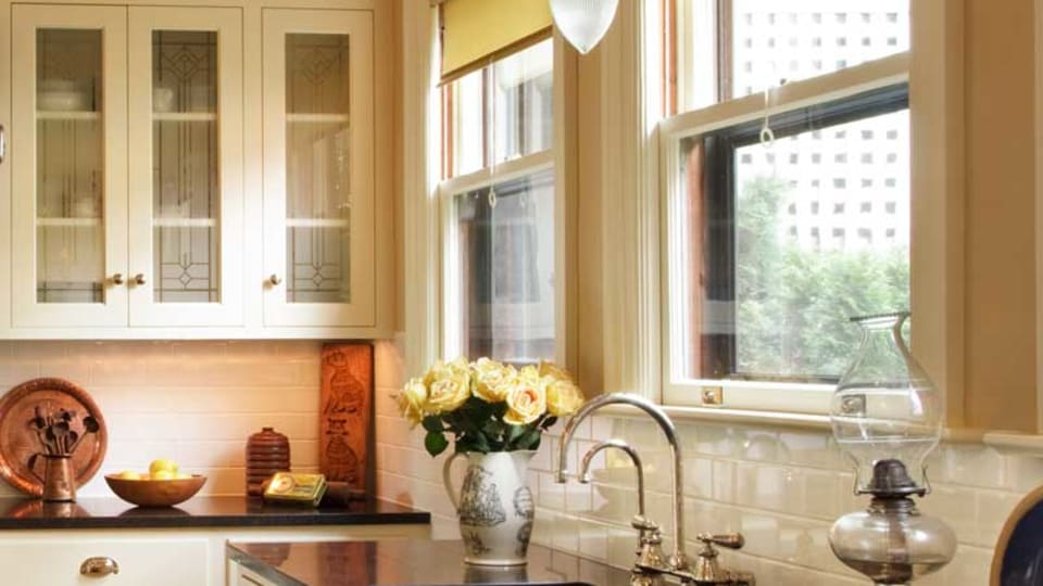 The Allure of Arts & Crafts Kitchens & Baths