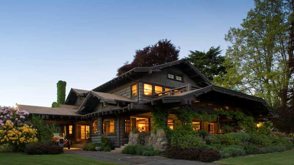 Dreaming Up a Craftsman in Portland, Oregon