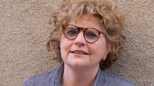 Ann Wallace of Prairie Textiles.