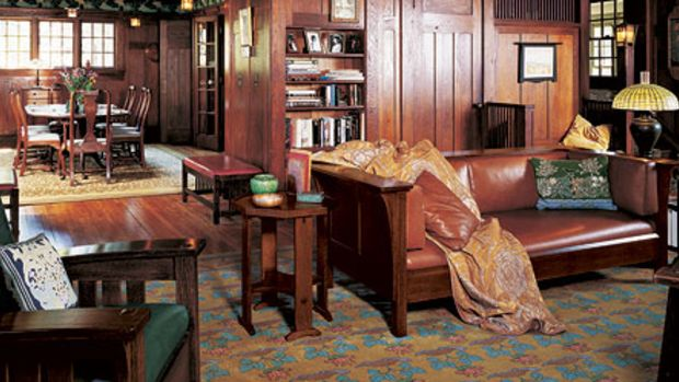 Interior design for an Anglo–American A&C house in Massachusetts, by David Berman, Trustworth Studios trustworth.com.
