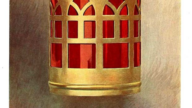 Example from the Macbeth–Evans Glass Shades Catalogue of 1912.