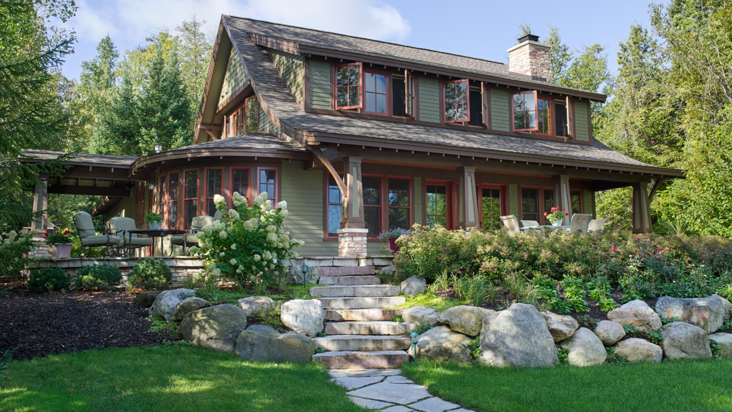 A Makeover On Lake Charlevoix