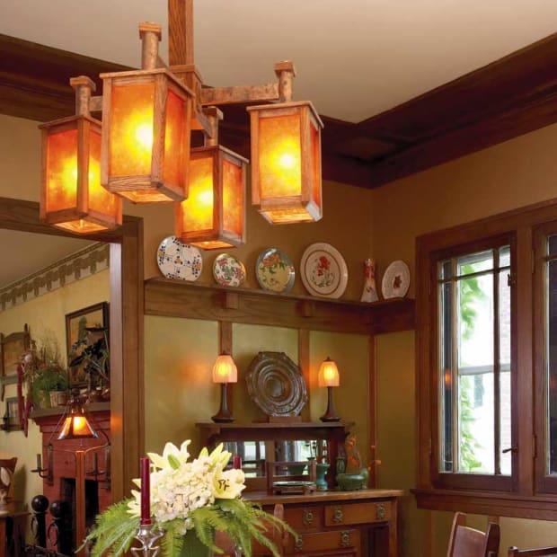 Arts Crafts Genre Lighting Design For The