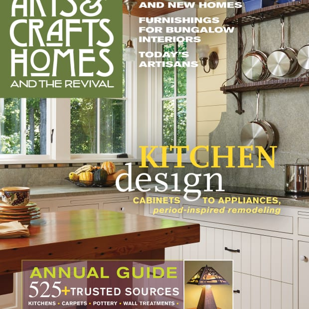 Arts and Crafts Homes 2019 Resource Guide