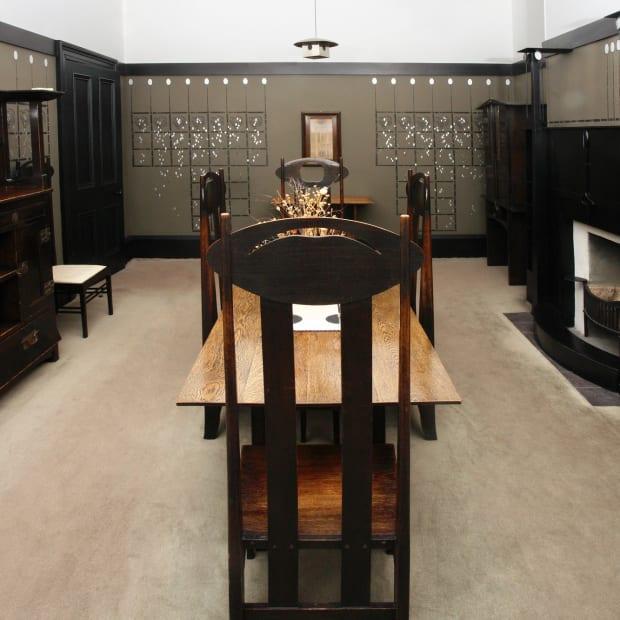 10 - 171 Mackintosh House 003 Dining Room