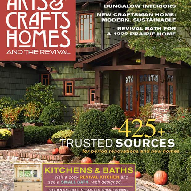 Arts & Crafts Homes Resource Guide September 2021