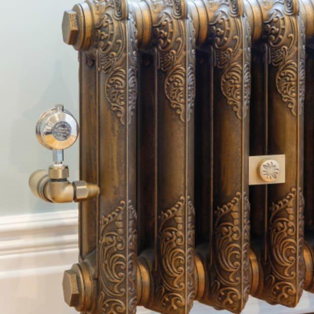 Castrads Rococo heater