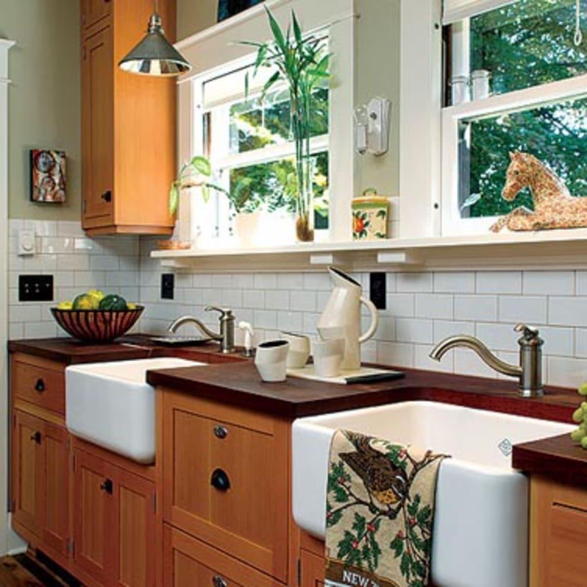 3 Arts Crafts Kitchens Design For The Arts Crafts House Arts Crafts Homes Online