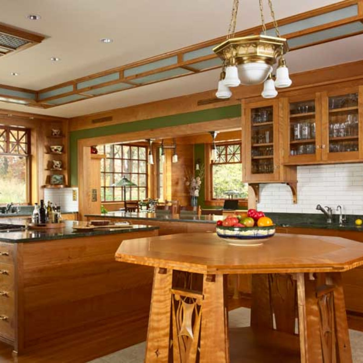 a kitchen of art and craft - design for the arts & crafts