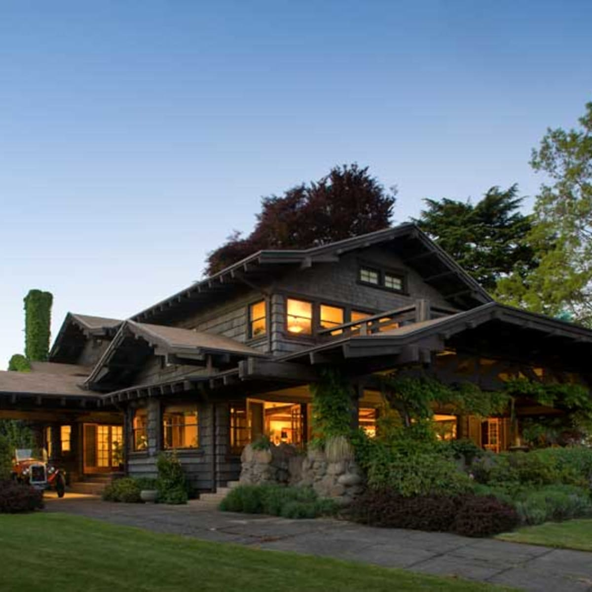 by Ray Stubblebine Stickley/'s Craftsman Homes