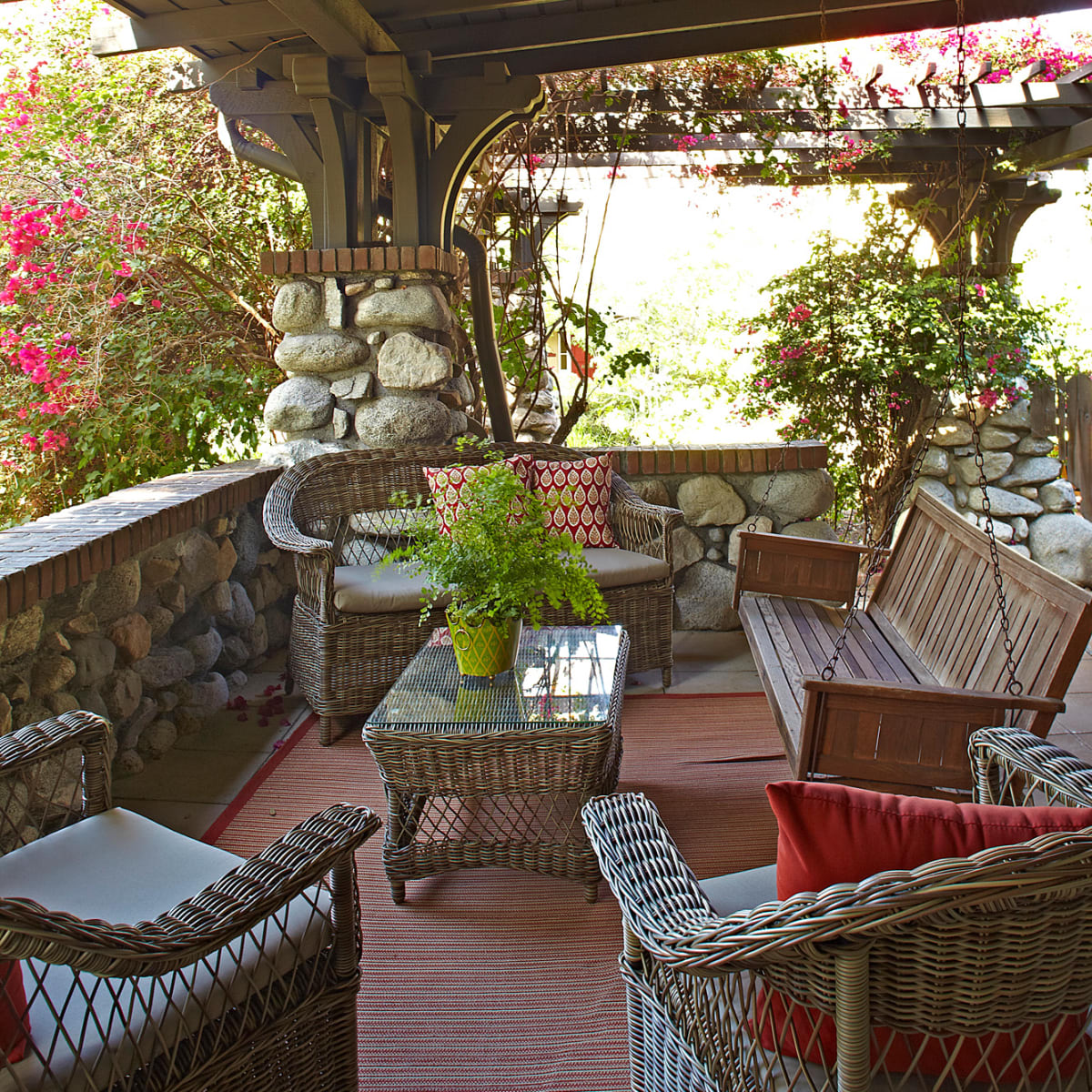 Furniture For The Porch Design