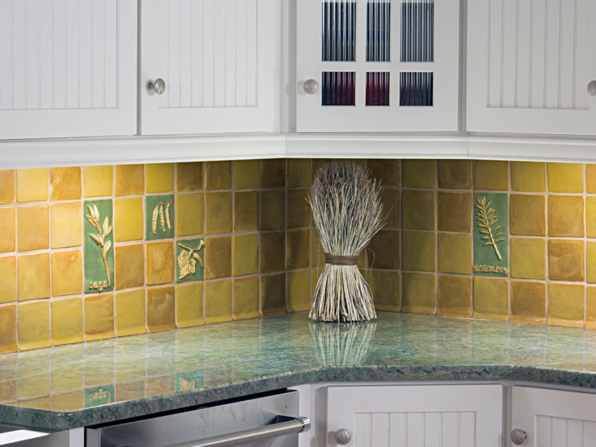 Backsplash Progression   Design for the Arts & Crafts House   Arts ...