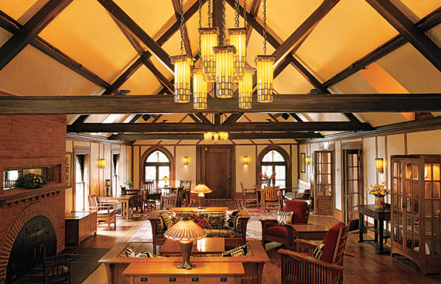 Arts & Crafts Architecture in Buffalo, New York