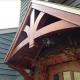Gable Bracket Front Porch - Pro Wood Market