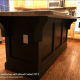 Kitchen Countertop with Wood Corbel 22T3 - Pro Wood Market