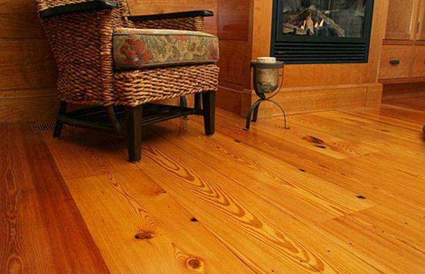 Historic Wood Floor from Longleaf Lumber Inc.