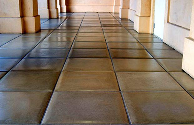 Concrete Floor from Sonoma Stone