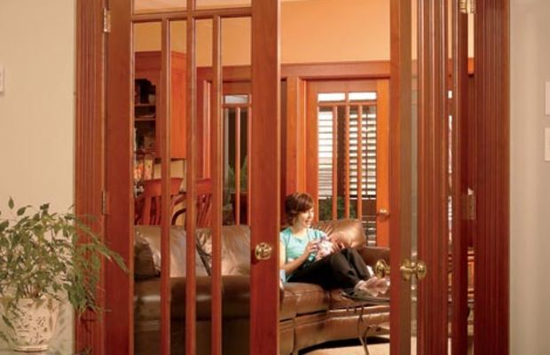 French Doors Let In The Light Arts Amp Crafts Homes And