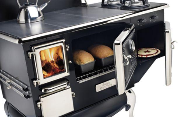 Elmira Fireview stove