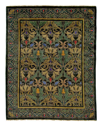 Carpets And Rugs For Arts Crafts Style Homes Design For The Arts Crafts House Arts Crafts Homes Online