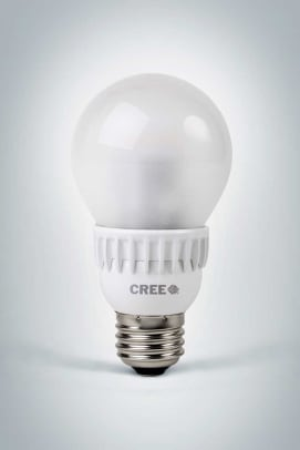 Cree's 60-watt-equivalent LED.