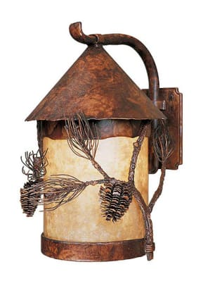 Timber Creek wall lantern from Hammerton.