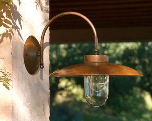 Aldo Bernardi's La Traviata is versatile with a simple gooseneck mount and shallow shade.