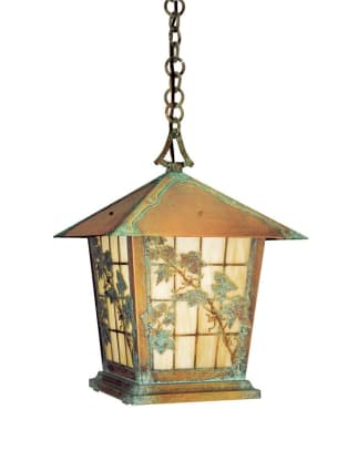 'Spring Street' hanging fixture from Old California Lighting.