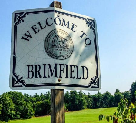 Brimfield, Mass. explodes with dealers and shoppers three times every year.