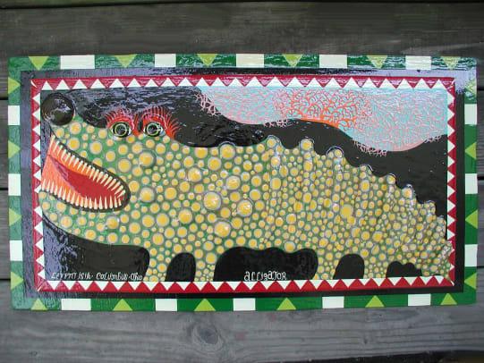donald durham alligator