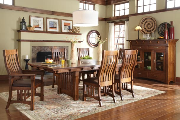 Simply Amish Maryan Dining Room