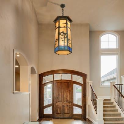 Old California Lighting Design For