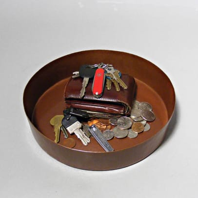 Ecobre hand-hammered-copper-Caddy-M-1-FX