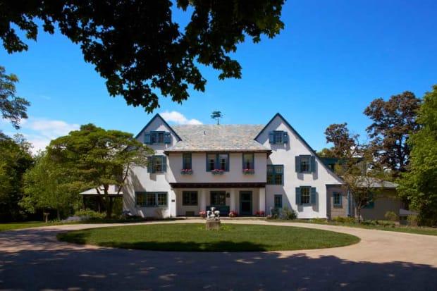 Ragdale: Enduring Cottage on the Prairie