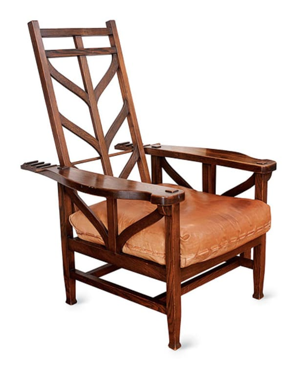 Magnificent Evolution Of The Morris Chair Design For The Arts Crafts Gamerscity Chair Design For Home Gamerscityorg