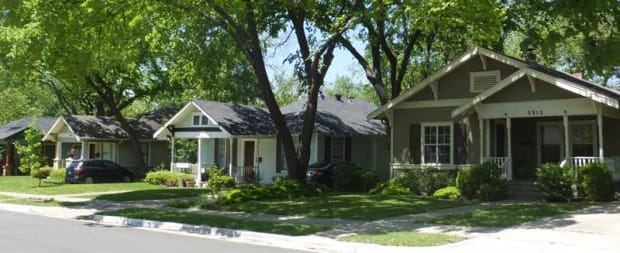 The Bungalow Heart of Texas